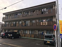 愛知県岩倉市大市場町順喜の賃貸アパートの外観