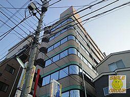 千葉県船橋市本町2丁目の賃貸マンションの外観