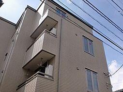 メゾンタテオト[1階]の外観