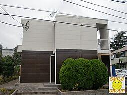千葉県船橋市東船橋7丁目の賃貸マンションの外観