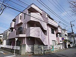 シティハイツ川崎[2階]の外観