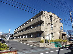 東京都八王子市高倉町の賃貸アパートの外観