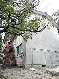 福永荘[201号室]の外観