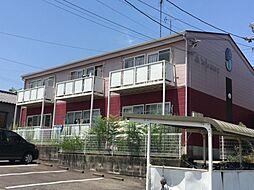 愛知県大府市大東町1丁目の賃貸アパートの外観