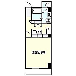 LEON−K[4階]の間取り