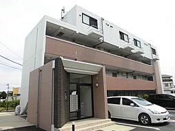 埼玉県狭山市広瀬東3丁目の賃貸マンションの外観