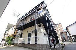 コーポ松[1階]の外観