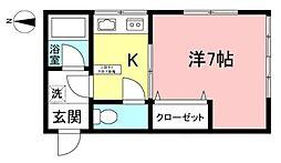 京王線 上北沢駅 徒歩3分