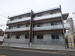 埼玉県川口市元郷4丁目の賃貸アパートの外観