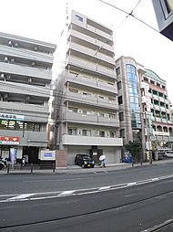 長崎県長崎市若葉町の賃貸マンションの外観