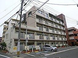 レジデンス山崎[4階]の外観