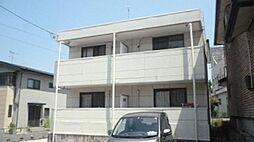 福島県郡山市若葉町の賃貸マンションの外観
