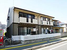 ケイズハウスB棟[2階]の外観