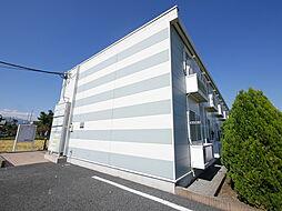 神奈川県海老名市今里1丁目の賃貸アパートの外観