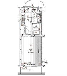 スプレスター平和台[3階]の間取り