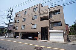 東京都大田区上池台4丁目の賃貸マンションの外観