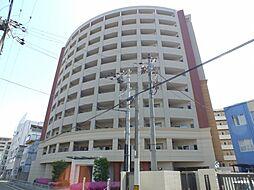 カスタリア新梅田[5階]の外観