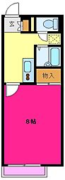 セレーネ[1階]の間取り