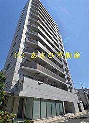 東京都台東区浅草橋2丁目の賃貸マンションの外観