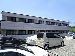神奈川県高座郡寒川町倉見の賃貸マンションの外観