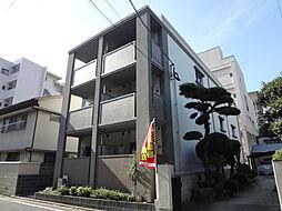 プラムガーデン箱崎[303号室]の外観