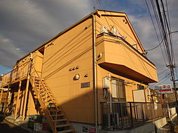 Pure Stream.com TAKIYAMA[2階]の外観