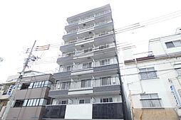サンライフ北田辺[6階]の外観