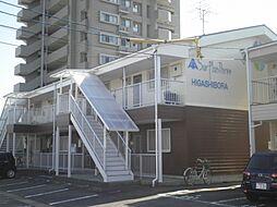 岐阜県各務原市鵜沼の賃貸アパートの外観