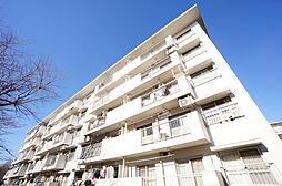 埼玉県新座市新座3丁目の賃貸マンションの外観