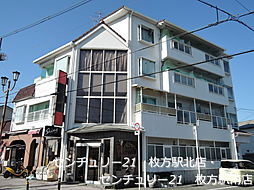 プレアール宮之阪[4階]の外観
