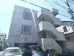 栃木県宇都宮市大寛1丁目の賃貸マンションの外観
