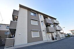 大阪府堺市中区土師町4丁の賃貸アパートの外観