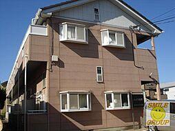 千葉県浦安市東野2丁目の賃貸アパートの外観