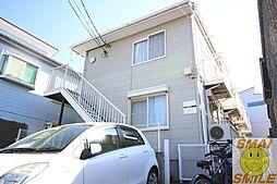 千葉県船橋市東船橋6丁目の賃貸アパートの外観
