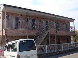 愛知県小牧市中央3丁目の賃貸アパートの外観