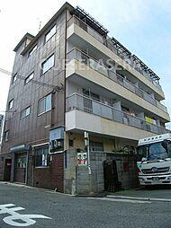 日栄マンション[4階]の外観