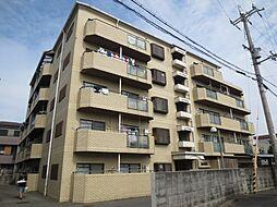 ベルヴュー赤阪[3階]の外観