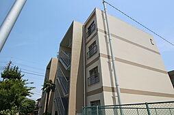 千葉県市川市若宮3丁目の賃貸マンションの外観