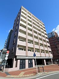 ピュアドームスタシオン箱崎[303号室]の外観