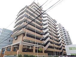神奈川県海老名市中央3丁目の賃貸マンションの外観