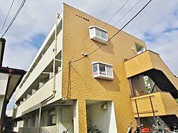神奈川県厚木市妻田北1の賃貸マンションの外観