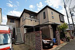 大阪府松原市天美西2丁目の賃貸アパートの外観