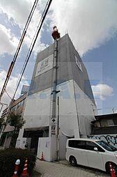 大阪府大阪市住吉区清水丘2丁目の賃貸マンションの外観