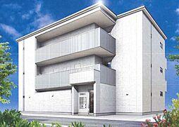兵庫県神戸市須磨区月見山本町1丁目の賃貸マンションの外観