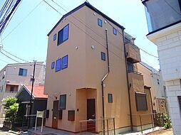 平川町アパートメント[2F号室]の外観