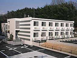 愛知県豊田市室町1丁目の賃貸アパートの外観