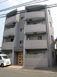 神奈川県川崎市多摩区堰3丁目の賃貸マンションの外観