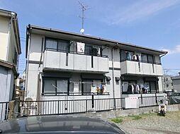 東京都江戸川区松島2丁目の賃貸アパートの外観