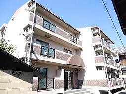 滋賀県彦根市馬場2丁目の賃貸マンションの外観