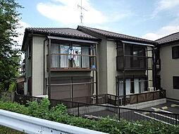 ドミール多摩川B棟[102号室]の外観